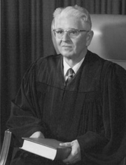 Chief Justice Jack Pope