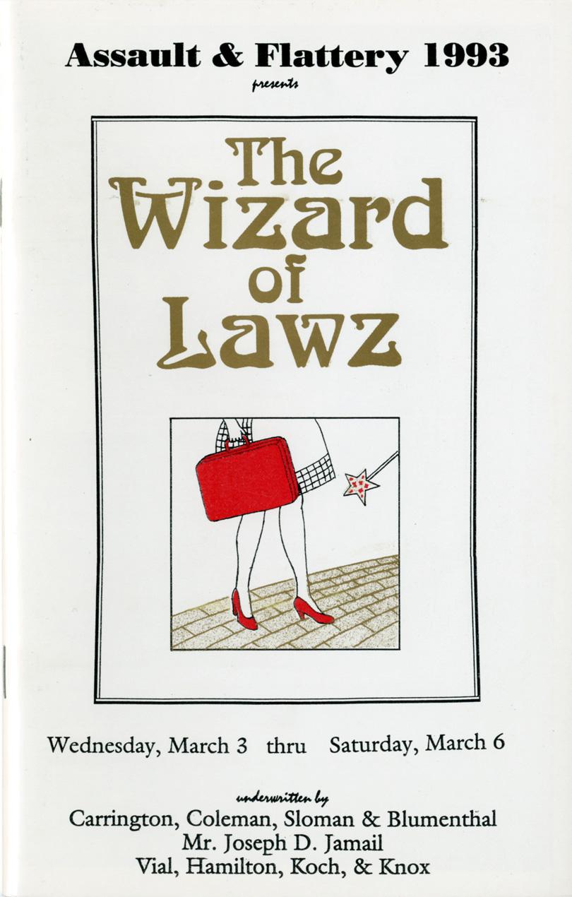 Wizard of Lawz 1993