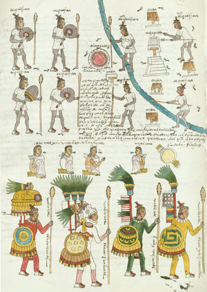 Image of Aztec War