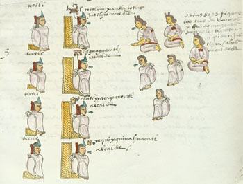 Image of Aztec Court in Session