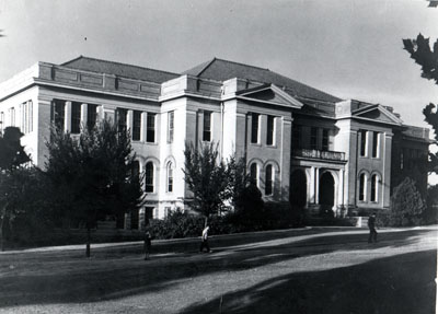 Old Law Building