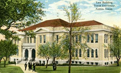 Law Building c. 1920