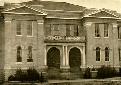 Old law Building (Pearce Hall)