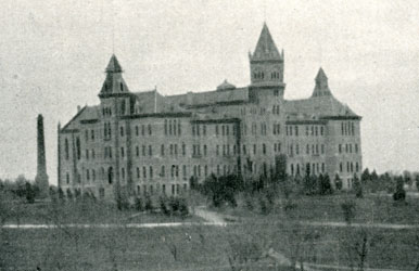 UT Old Main 1899