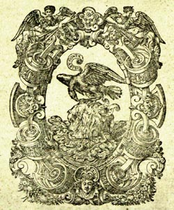 Albericus de Rosate, printer's mark