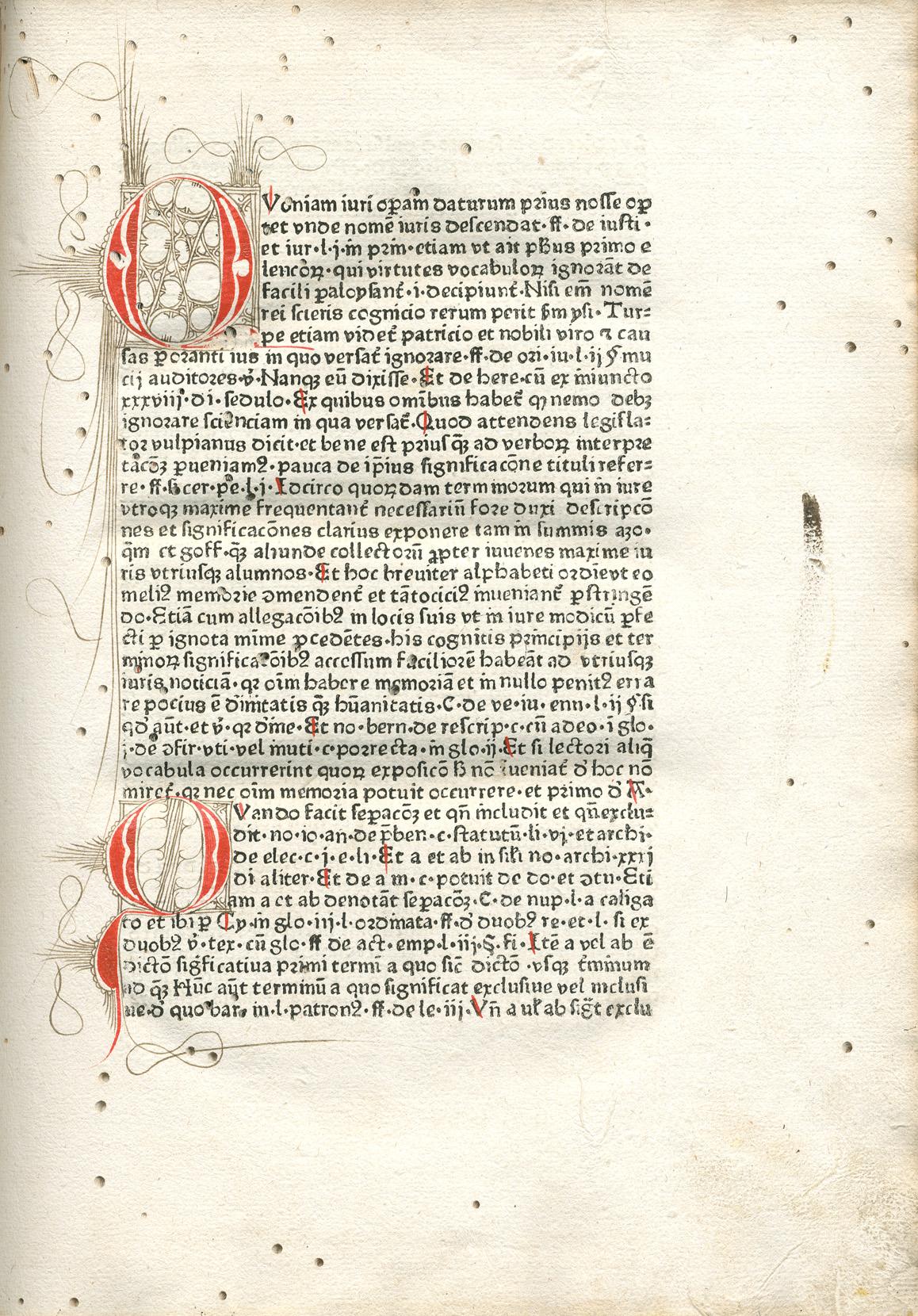 1476 Vocabularius