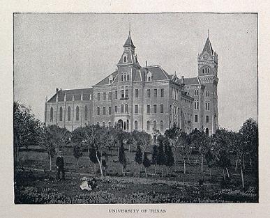 Old Main, circa 1896