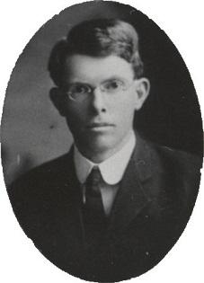 Wilbur Cleaves, 1917