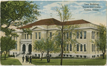 Pearce Hall, circa 1920