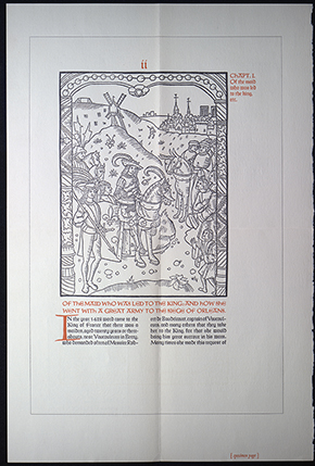 Grabhorn, broadside recto