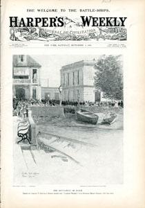 Harper's Weekly, 1898