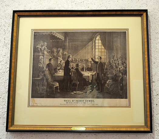Trial of Robert Emmet