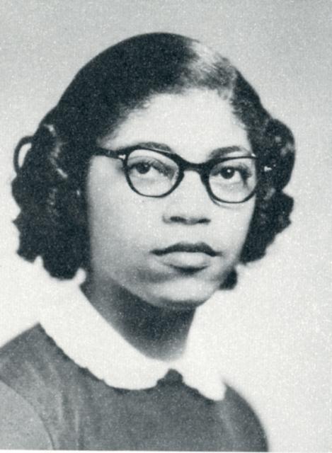 Gloria Bradford, 1953 Peregrinus