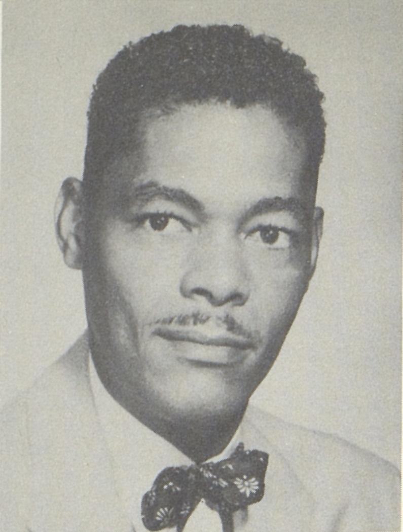 John Phillip Crawford, 1957 Peregrinus