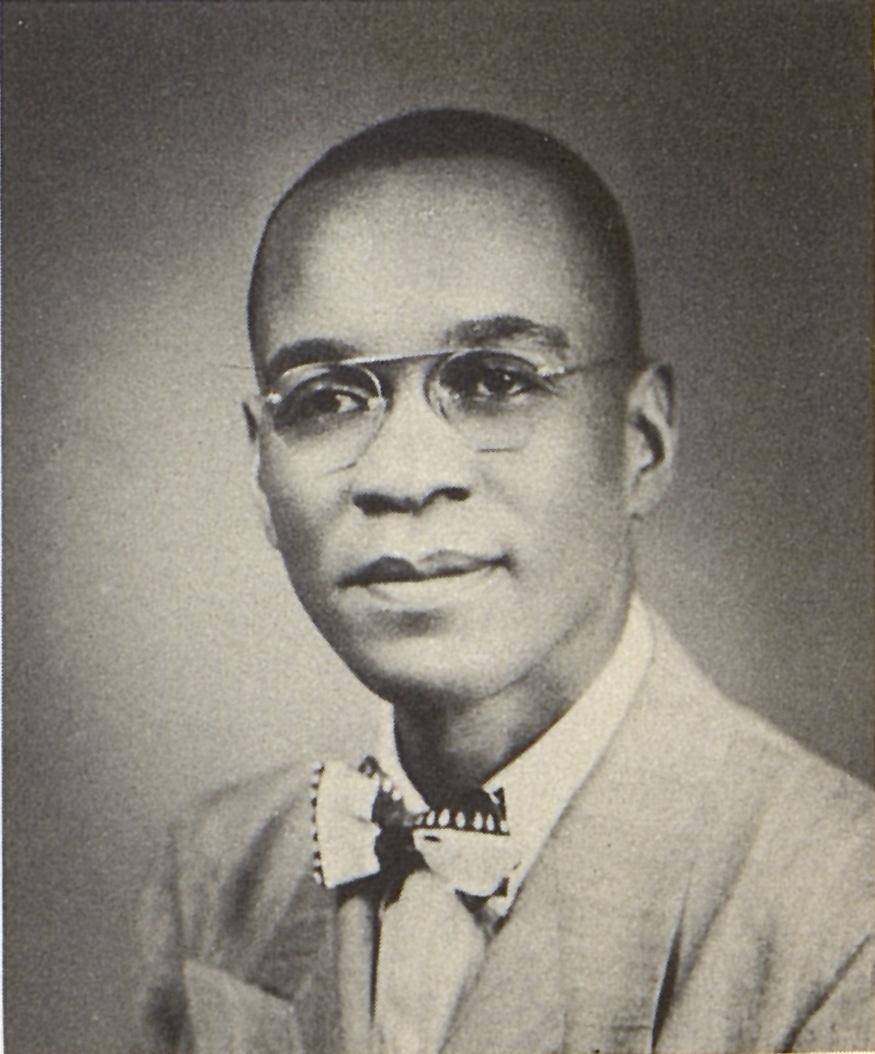 Elwin F. Jarmon, 1951 Peregrinus