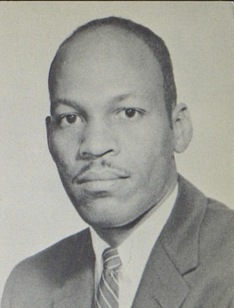 Andrew Jefferson, 1959 Peregrinus