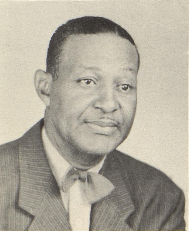 Dudley Redd, 1951 Peregrinus
