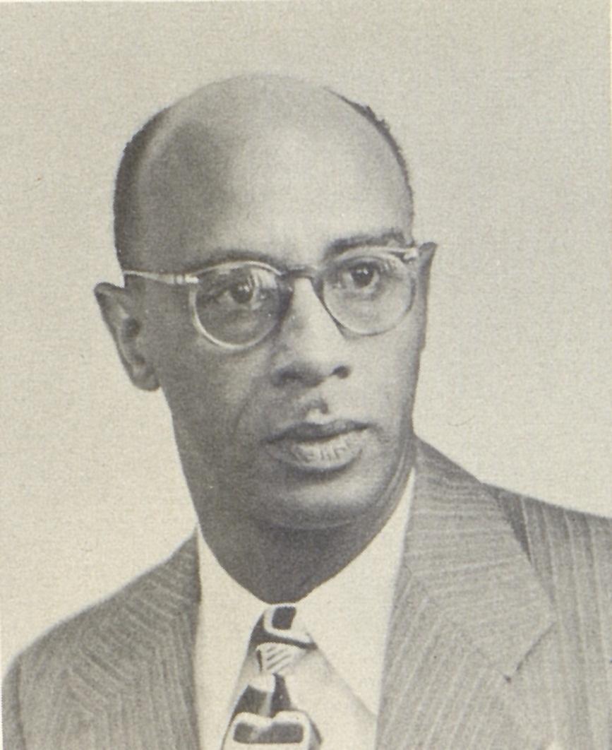Heman Sweatt, 1951 Peregrinus