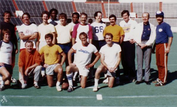 Eagles Exes 1981