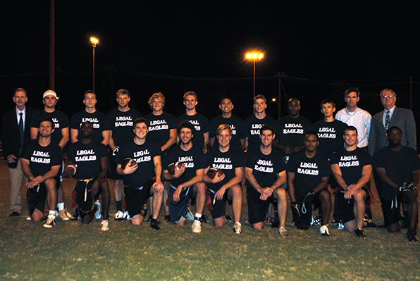 Legal Eagles 2012