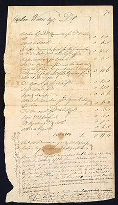 Image of Attorney's Ledger