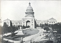 The Texas State Capitol, 1906