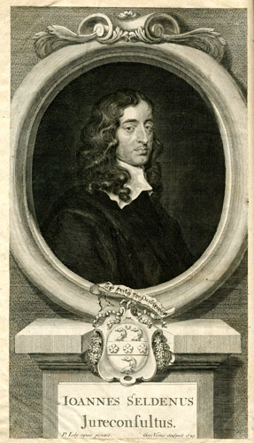 Portrait of John Selden