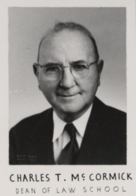 Charles T. McCormick