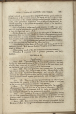 only page of Title II, Section II