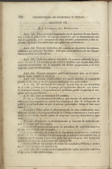only page of Article II, Section III
