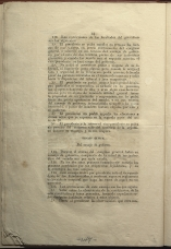 beginning page of Title IV, Section V