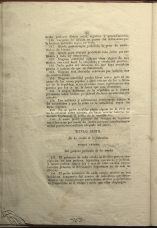 beginning page of Title VI, Section 1