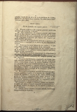 beginning page of Title III, Section V