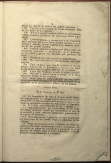 beginning page of Title III, Section VI