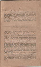 only page of Article 10