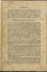 beginning page of Article III