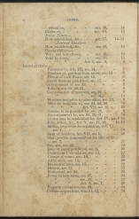 beginning page of L section