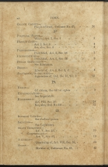 only page of P section