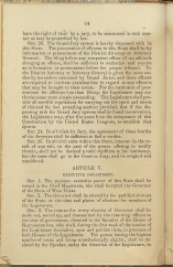 beginning page of Article V