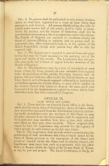 beginning page of Article IX