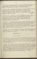 only page of Article IX