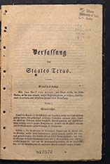 Preamble to Article 1, Section 1